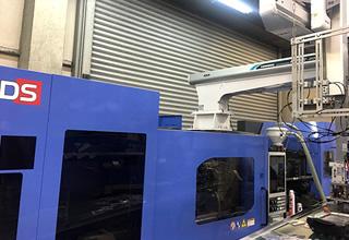 射出成形機 220ADS 日本製鋼所製