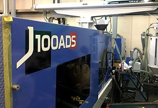 射出成形機 J100ADS 日本製鋼所製